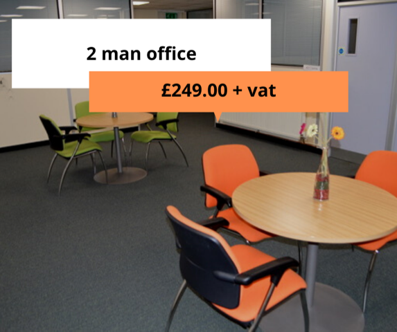 Deal of the month - 2 man office